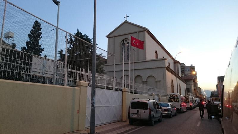 Eine Synagoge